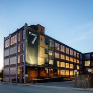 Plant Seven creative hub opens in North Carolina textile mill