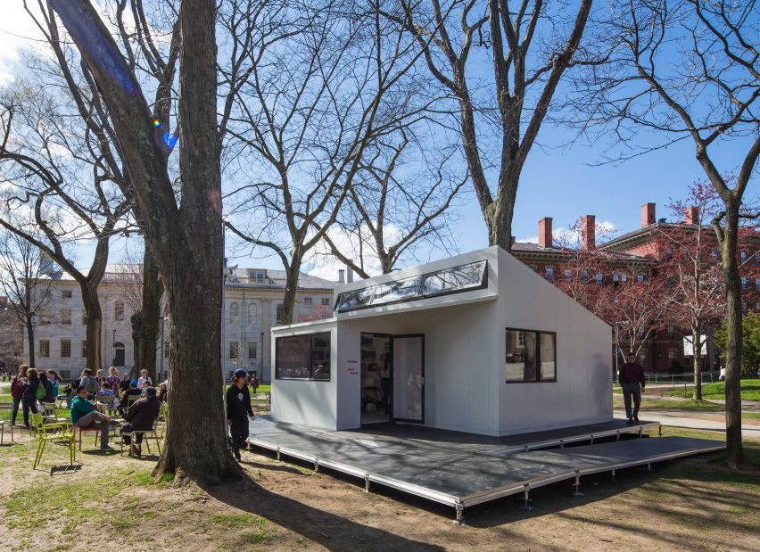 Beijing's backyard Plugin House could help with the housing crisis in the US