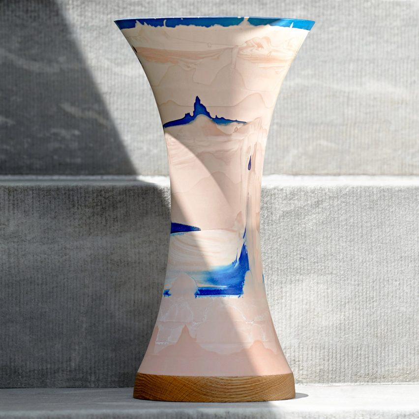 "Ragna Ragnarsdottir's ""mystic"" resin objects trick the viewer into believing they're ceramic"