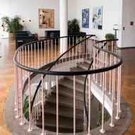 New Tendency overhauls East German radio centre to create Red Bull music studios