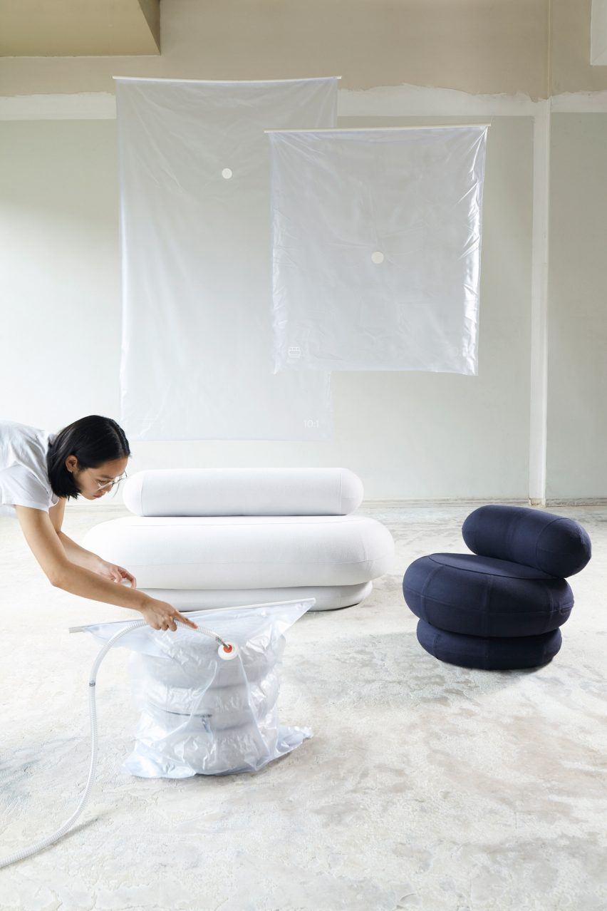 Responsive Furniture by Christian Hammer Juhl and Jade Chan