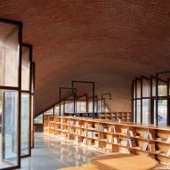 Maya Somaiya Library by Sameep Padora & Associates