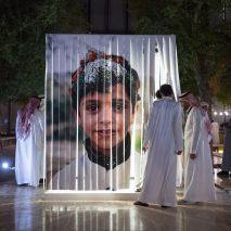 Earlier this month Dezeen's Gunseli Yalcinkaya became the first overseas design journalist to attendSaudi Design Week in Riyadh