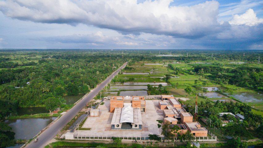 Tjep And Vaastukalpa Architects Complete Village Super Market In Rural Bangladesh