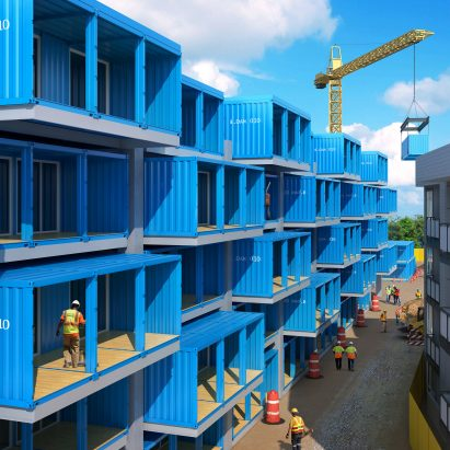 Shipping Container Architecture And Design Dezeen