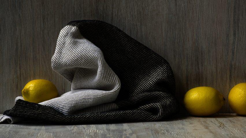 Brown/black blanket by Stephanie Seal