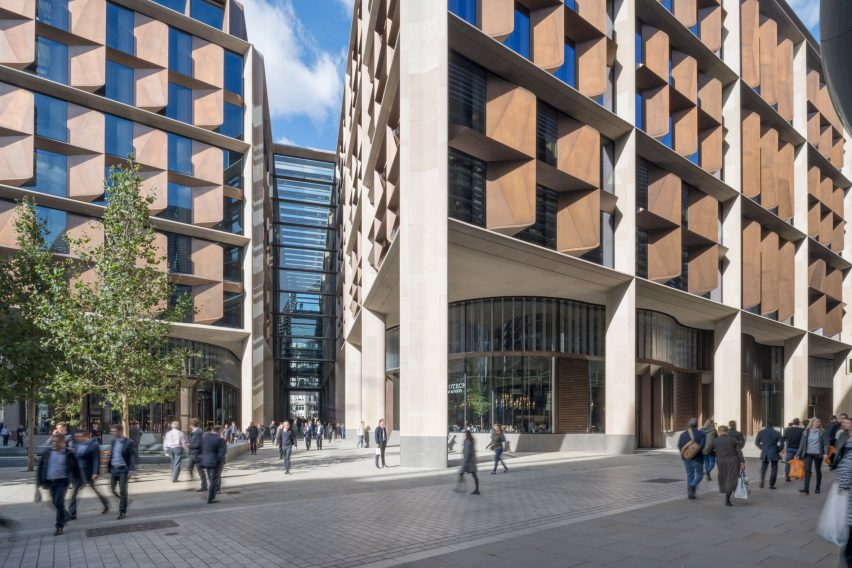 Foster + Partners' Bloomberg HQ wins Stirling Prize 2018
