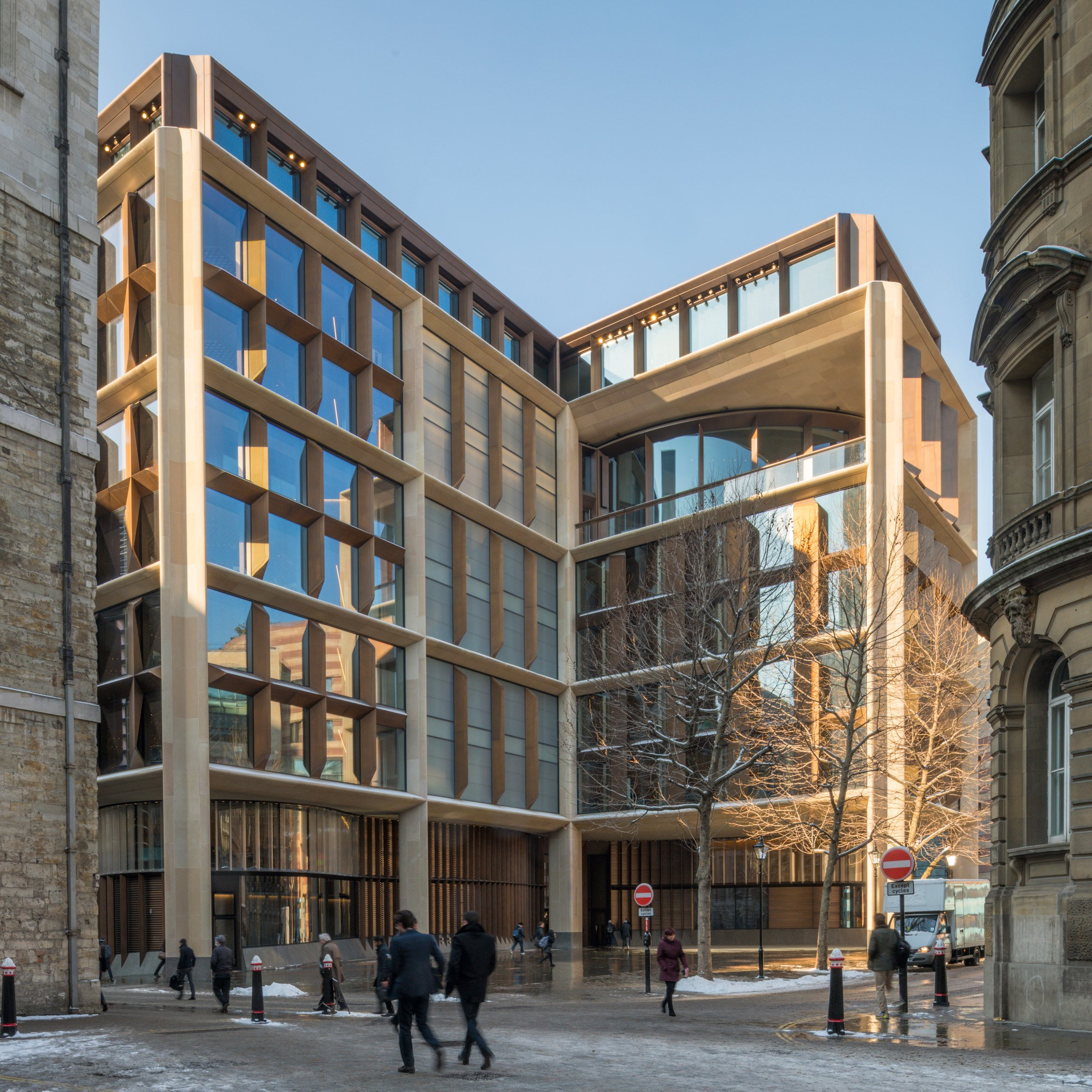 Foster + Partners' Bloomberg HQ wins 2018 Stirling Prize