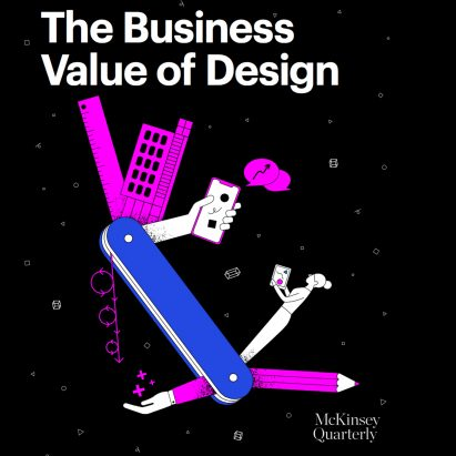 The Business Value of Design by McKinsey