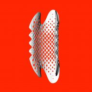 Tonkin Liu shrinks architectural shell lace structure to create prototype windpipe stent