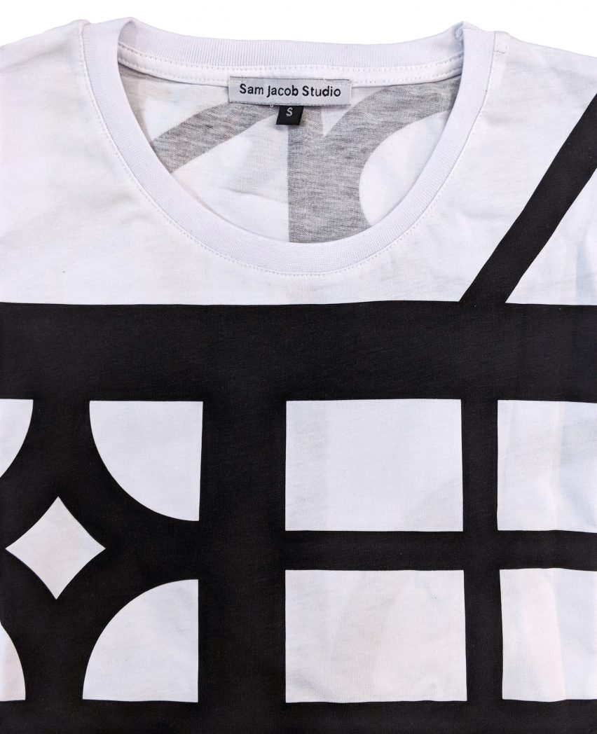Competition: win a Half-Timbered t-shirt designed by Sam Jacob
