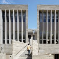 "Barclay & Crousse's ""deceptively simple"" school in Peru wins Mies Crown Hall Americas Prize"