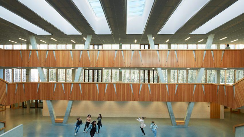 Hessenwaldschule by Wulf Architekten
