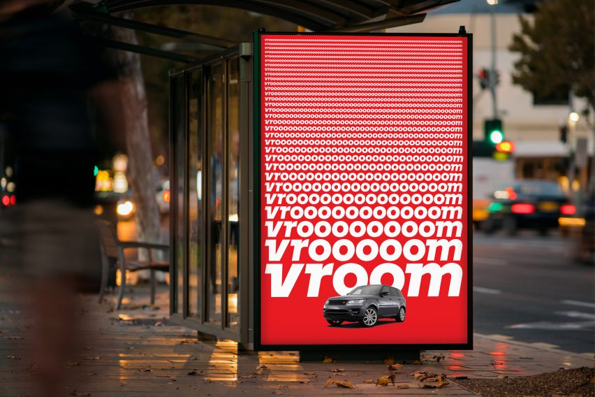 Vroom by Pentagram