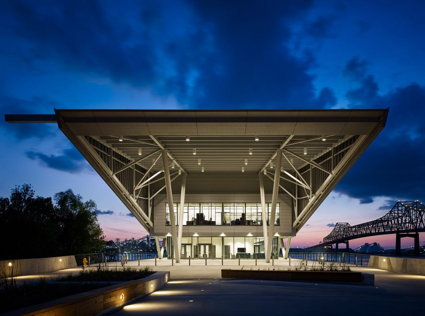 Water Institute by Perkins Will