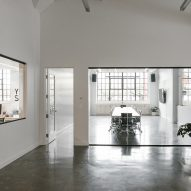 Work & Co office by Casework