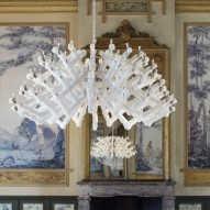 Zorya grows 18-armed crystal chandelier