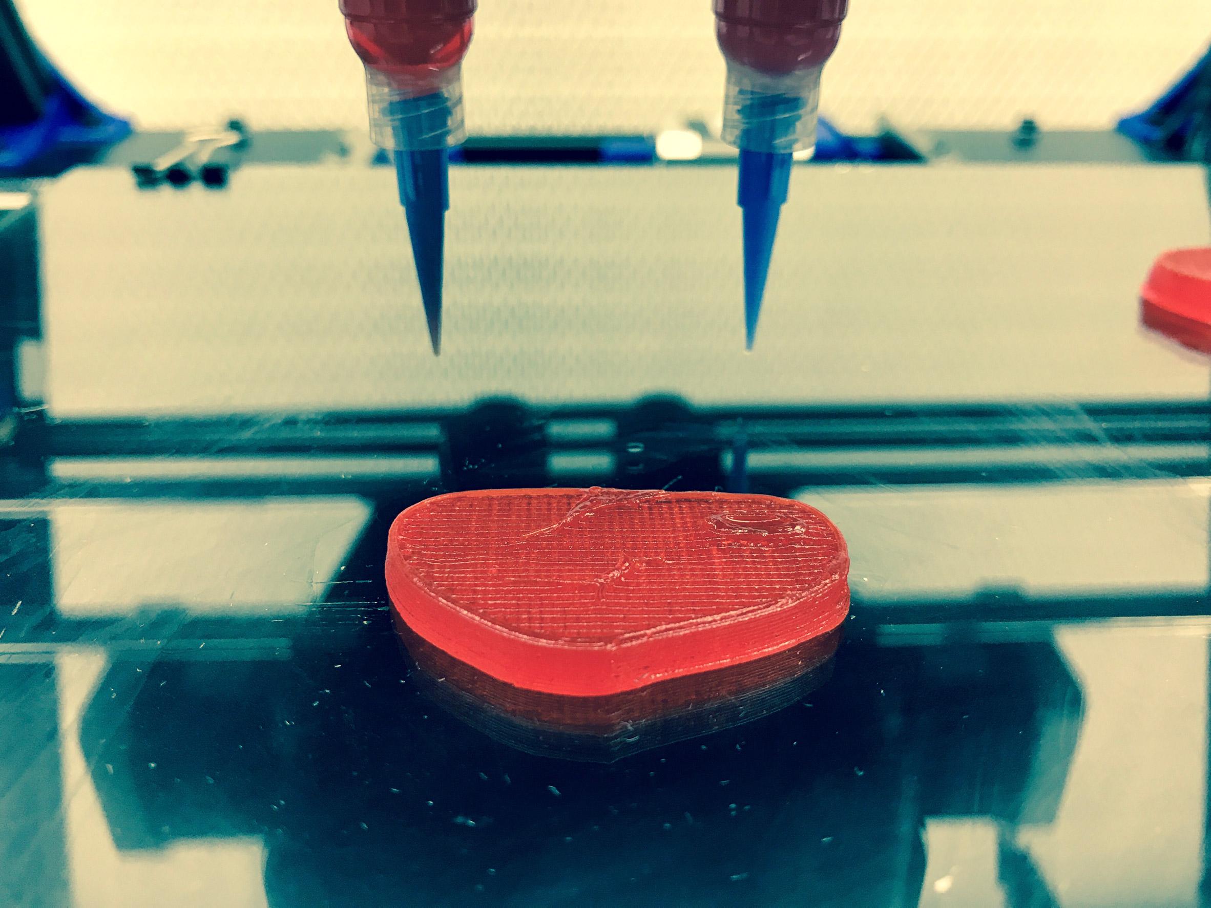 Novameat develops 3D-printed vegan steak from plant-based proteins