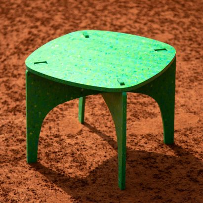 Luken recycled plastic furniture