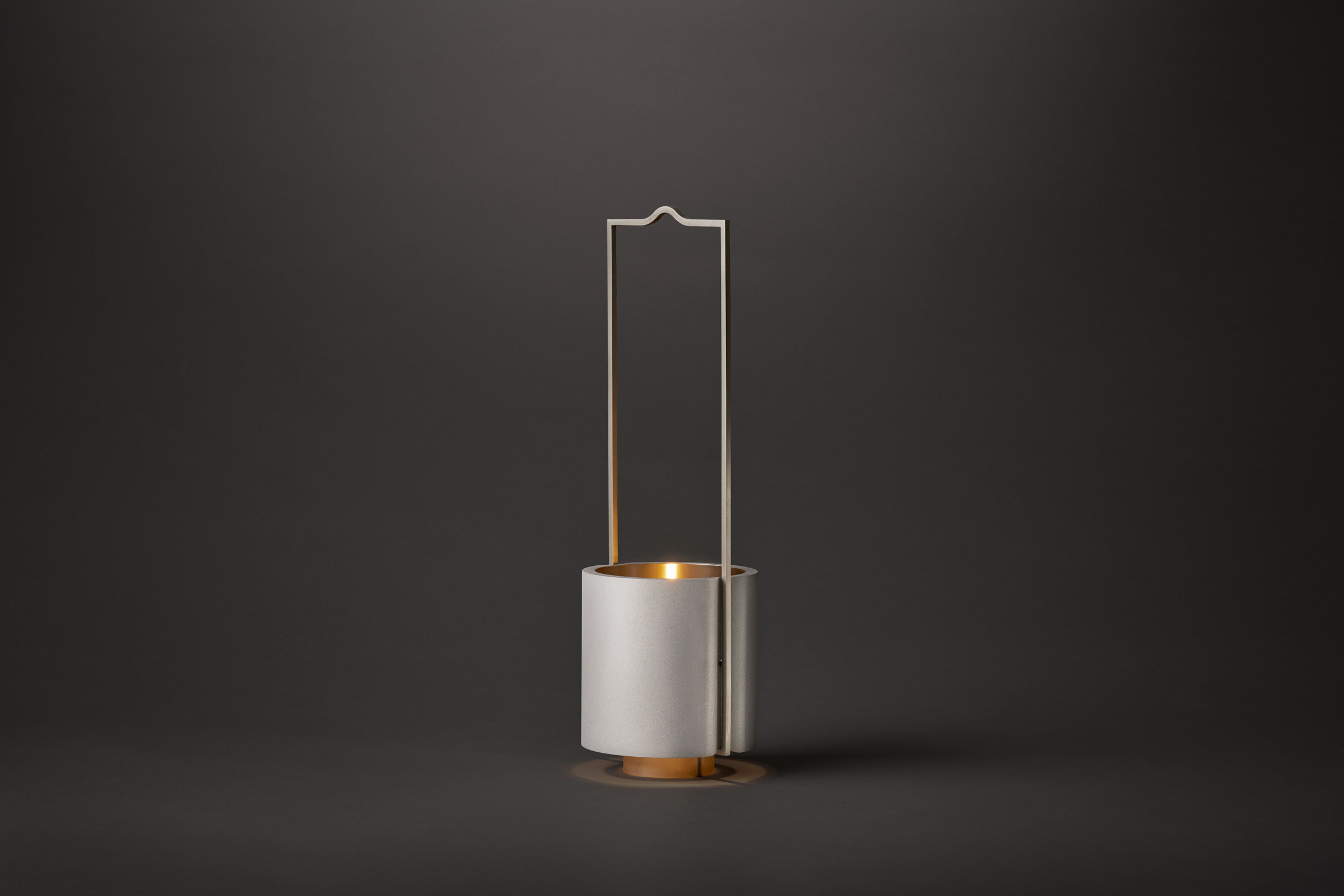 John Pawson designs minimalist oil lantern for Wästberg