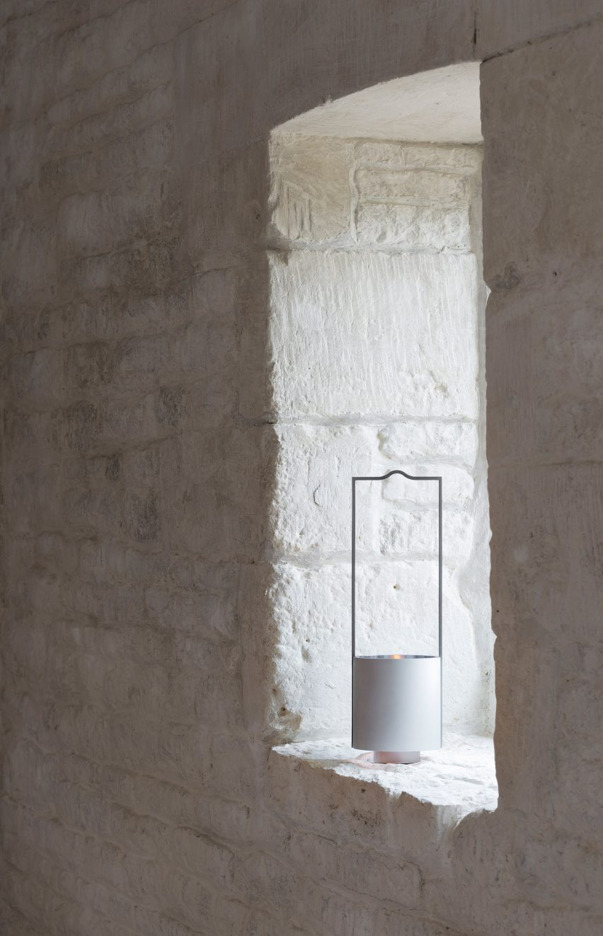 John Pawson lantern for Wästberg's Holocene collection