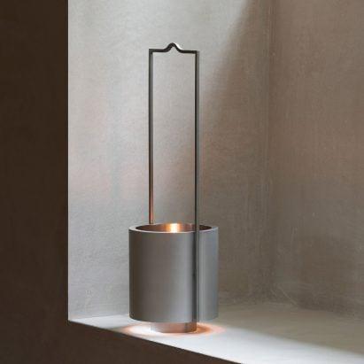John Pawson designs minimalist lantern for Wästberg's Holocene collection