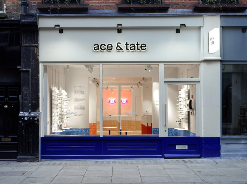 Ace & Tate Brewer Street by Anyways and Assembly