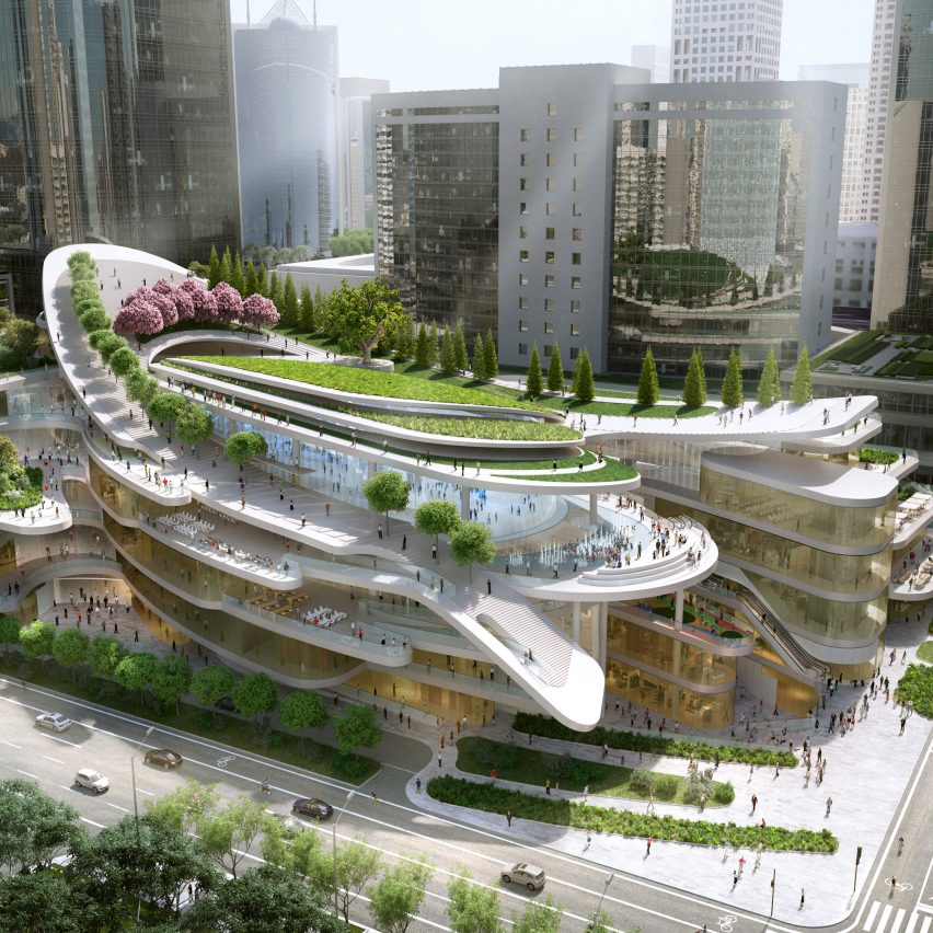 Project architect at Aedas in various locations across China