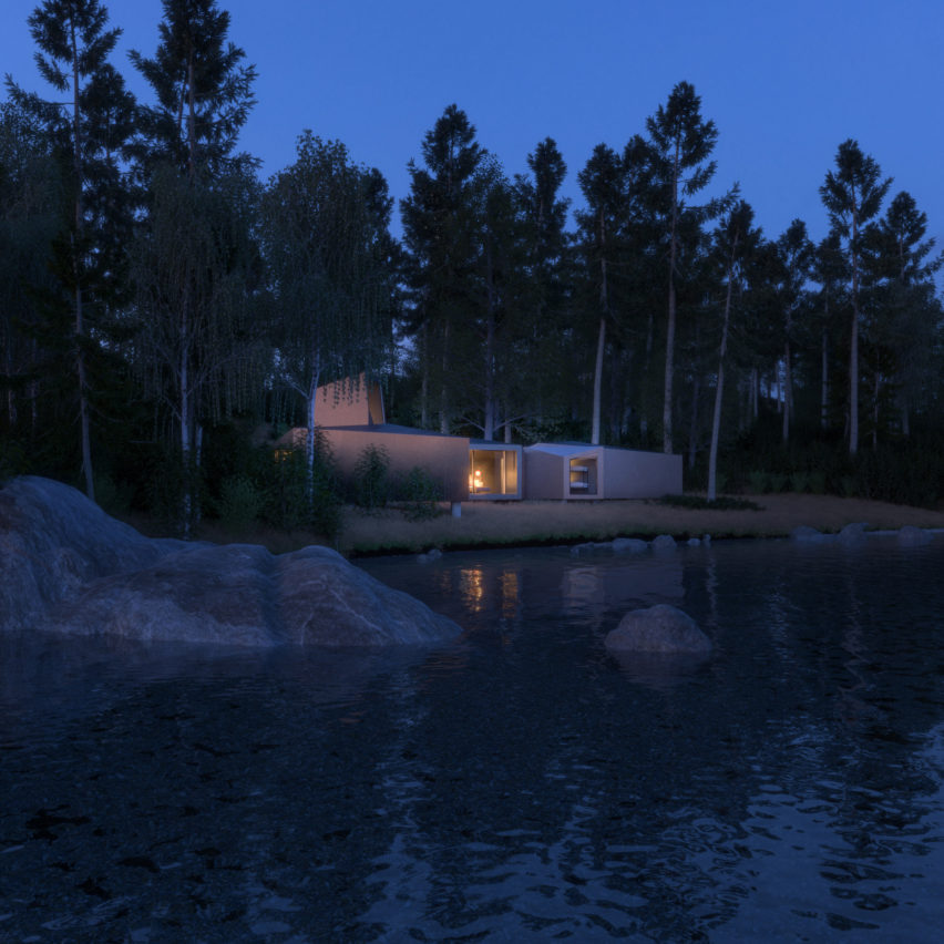 Anywhere House concept by James Whitaker