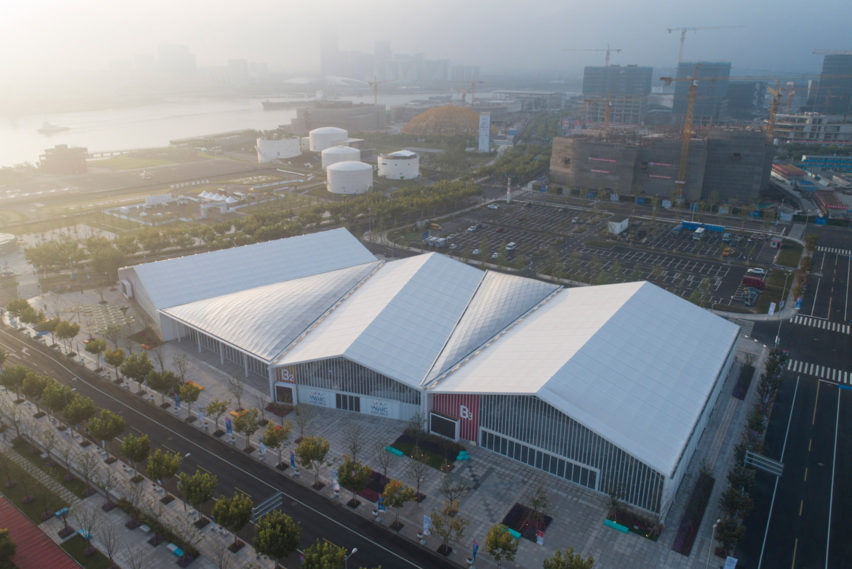 Archi-Union 3D-printed Cyborg Conference Centre in Shanghai, China