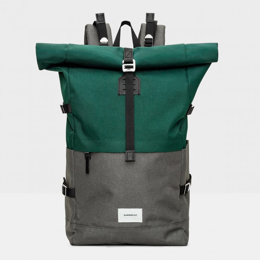 Christmas 2018 gifts for architects and designers: Backpack Bernt by Sandqvist