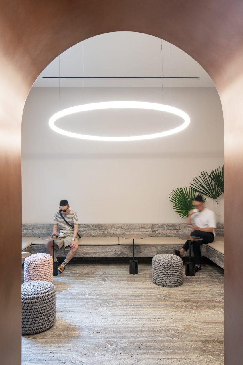 Bar Lotus by Office AIO in Shanghai