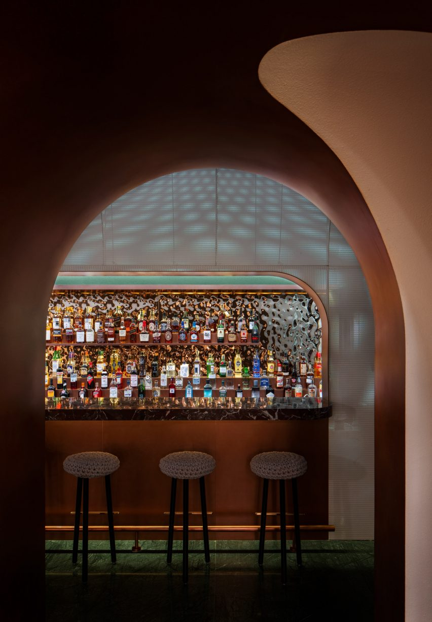 Bar Lotus by Office AIO in Shanghai