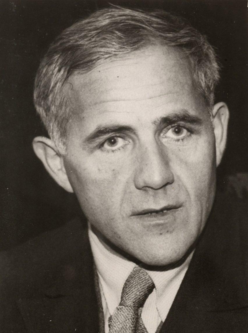 Hannes Meyer, second director of the Bauhaus