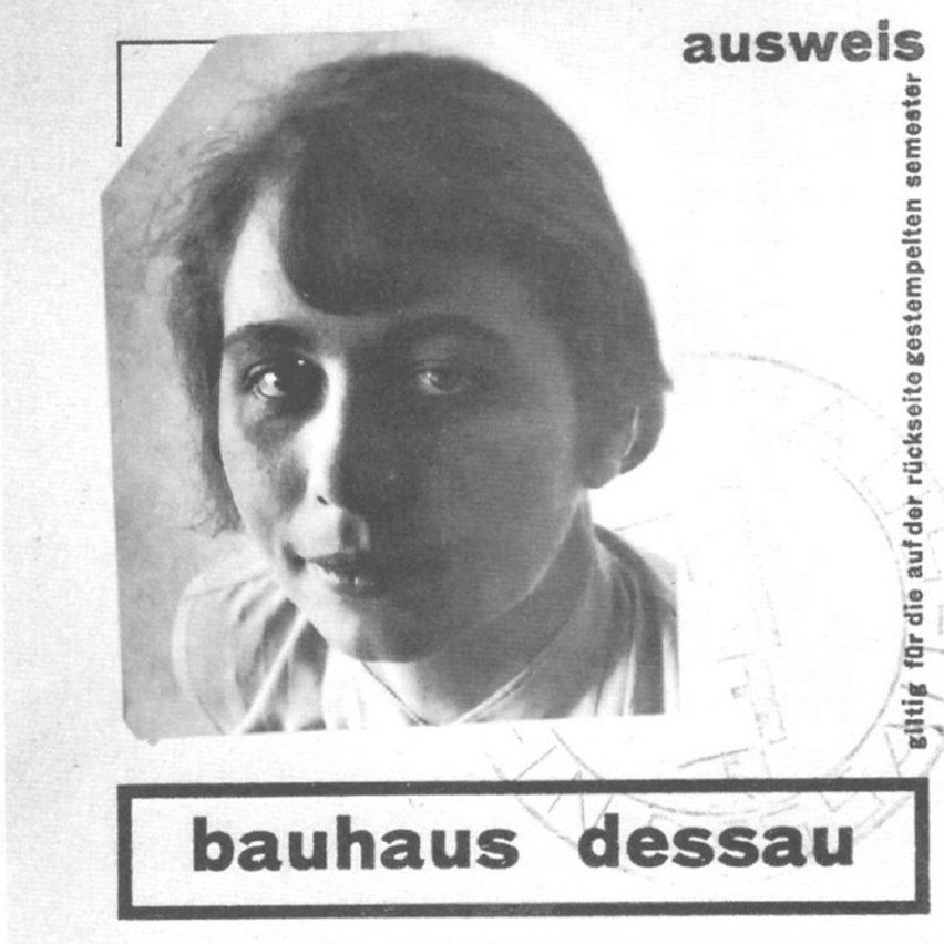 Bauhaus from A – Z: Gunta Stölzl