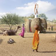 Spark's Big Arse toilet could generate electricity in remote Indian villages