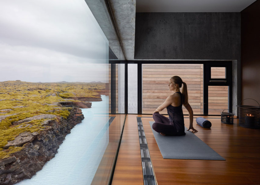 The Retreat at Blue Lagoon, Iceland, by Basalt Architects