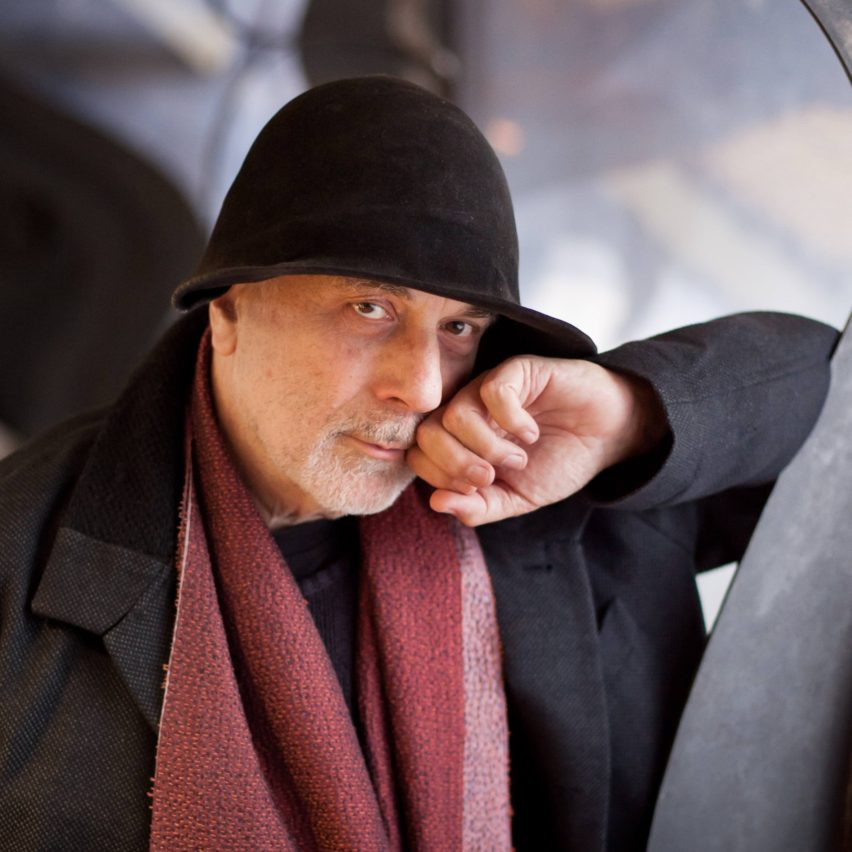 Ron Arad is a speaker at Business of Design Week