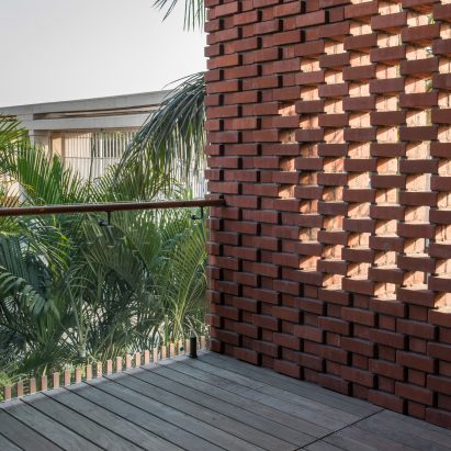 Brick Architecture And Design Dezeen