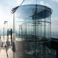 Büro Ole Scheeren completes the MahaNakhon in Bangkok – Thailand's tallest building