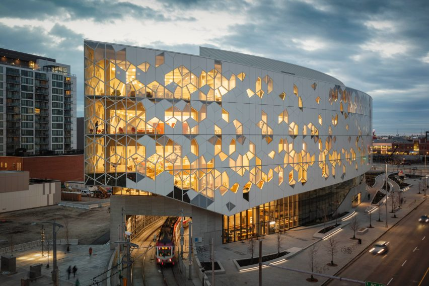 Calgary New Central Library by Snohetta