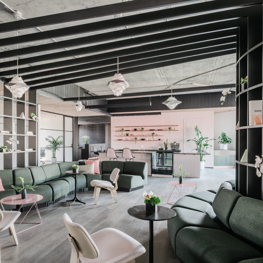 Top 10 Office Interiors: Canopy, US, By Yves Behar, Amir Mortazavi And