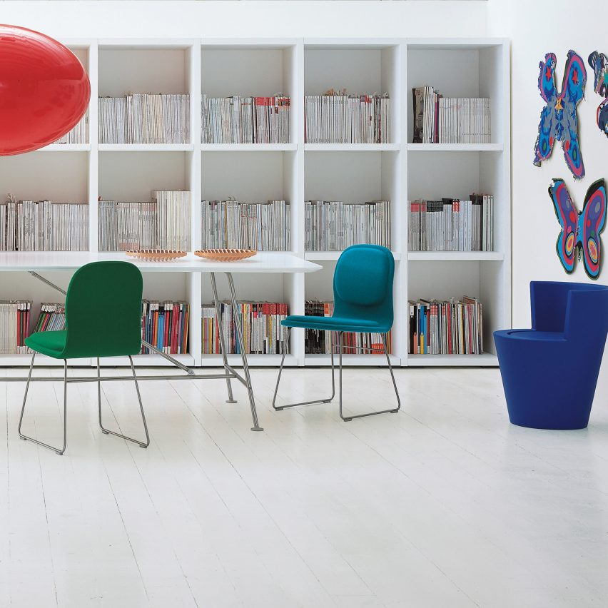 Hi Pad by Cappellini and Jasper Morrison
