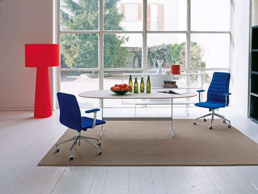 Lotus and Lotus Attesa by Cappellini and Jasper Morrison