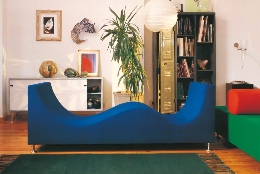 Three Sofa De Luxe by Cappellini and Jasper Morrison