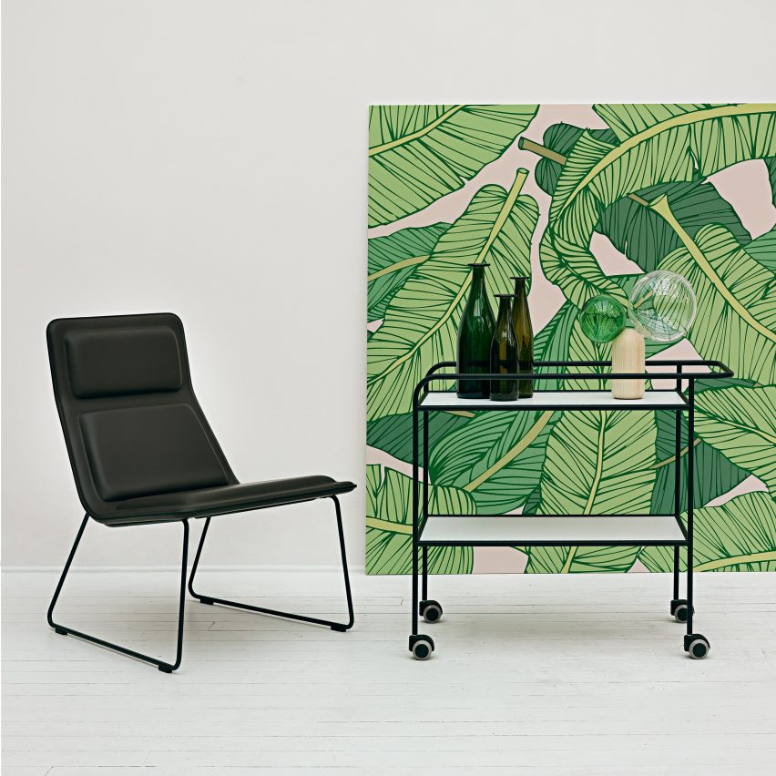 Green Bottles by Cappellini and Jasper Morrison