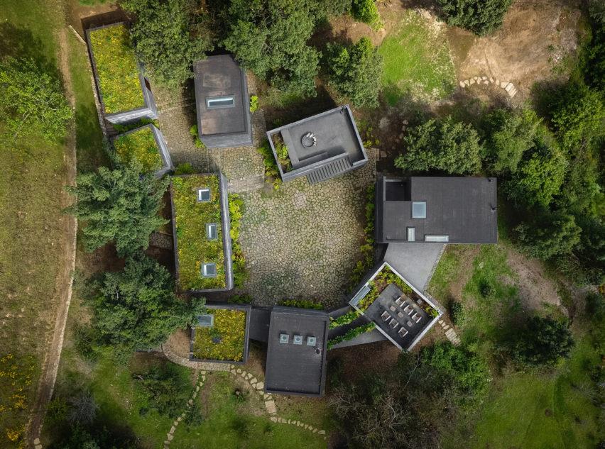 Casa Bruma, Valle de Bravo by Fernanda Canales and Claudia Rodríguez