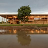 Children Village in Brazilian rainforest by Aleph Zero and Rosenbaum wins RIBA International Prize