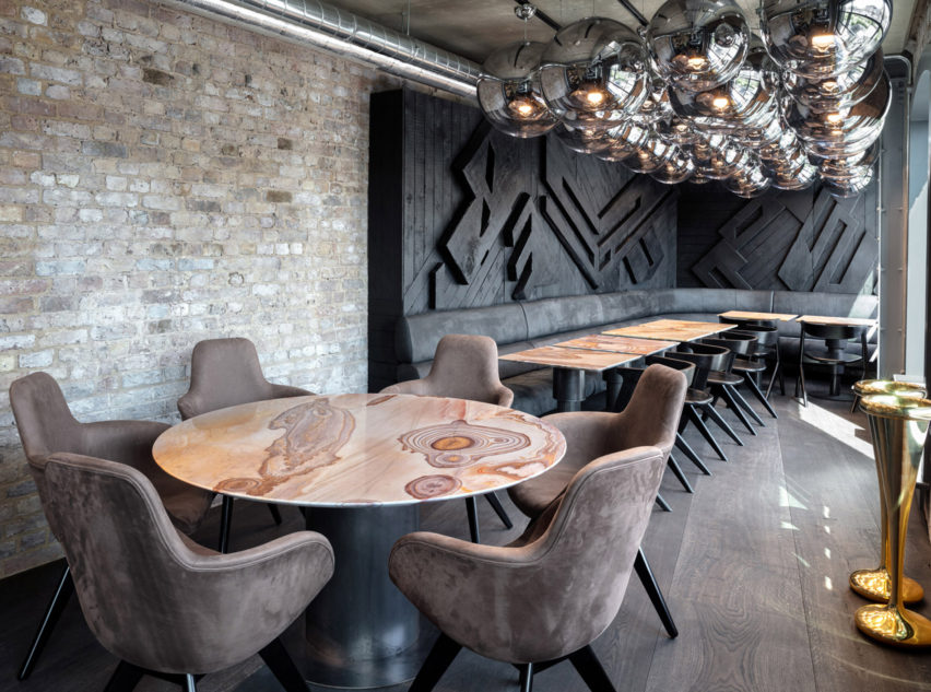 The Coal Office by Tom Dixon