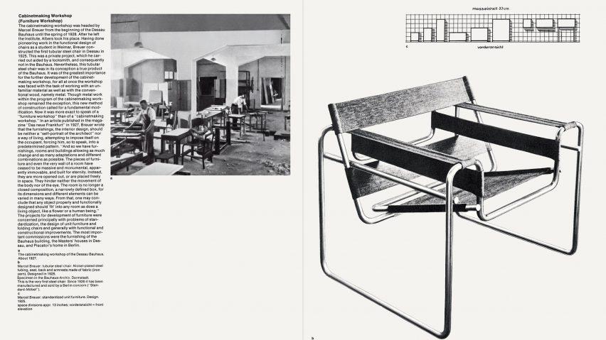Bauhaus by Hans M Wingler